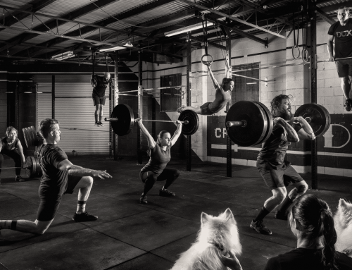 Crossfit Chartrons*